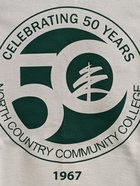NCCC 50th T-Shirt - Green/White 2 X-Large