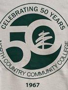 NCCC 50th T-Shirt - White w/Green