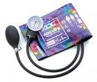 Blood Pressure Cuff - Blue Swirly