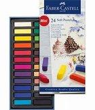 Faber Soft Pastel Half 24 Set