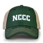 NCCC FOREST GREEN GB870 Baseball Cap