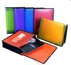 Pocket Folder - Filexec Gusset 9x13 3in cap