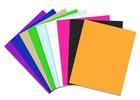 Pocket Folder - Roaring Spring Embossed Paper Pocket Folder