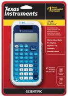 TI 34 Scientific MultiView Calculator -