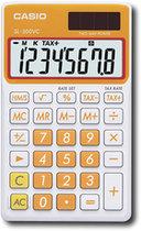 Casio SL-300VC Basic Calculator - With Case