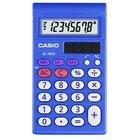 Casio SL-450L Basic 8 Digit Solar Calculator w/hard shell case